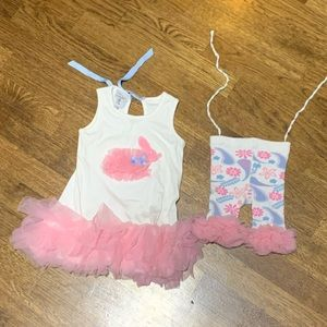Baby Easter Outfit, Girls